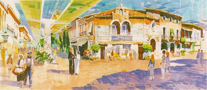 Spanish Quarter