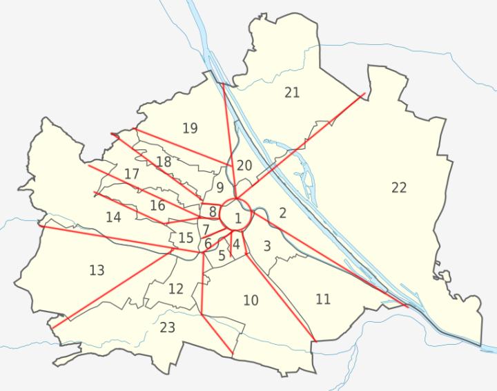 Heavily Modified Vienna Map