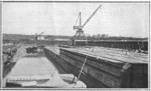 Wilson Dam Construction