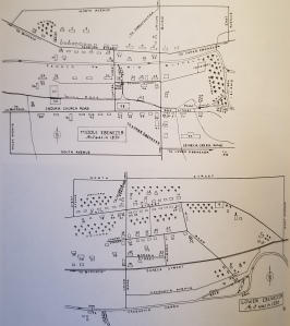 City plans for Middle and Lower Eben-ezer
